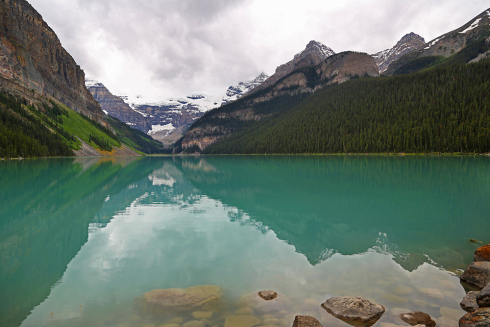 Lake Louise After the Storm